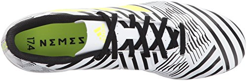 4 Solar Yellow Soccer White FxG 17 Nemeziz Performance adidas Men's Black Shoes nzwx7IHT