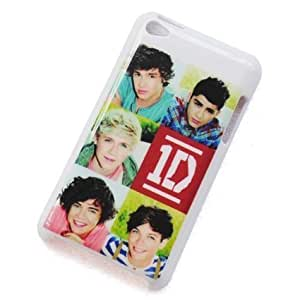 Diyphone #003 British-Irish boy band One Direction 1D Pattern Hard Back for Diy For Iphone 6Plus Case Cover
