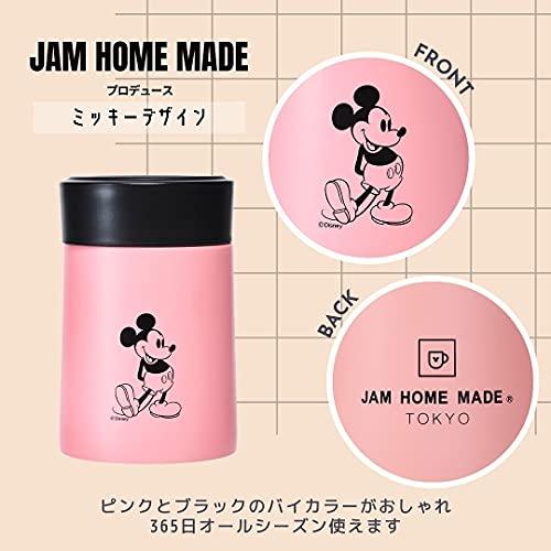 マルチジャー BOOK produced by JAM HOME MADE PINK with MICKEY 付録