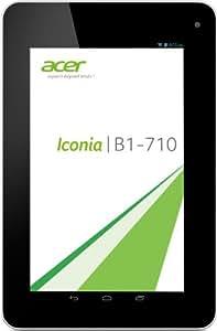 Acer ICONIA B1-710 - Tablet (1.2 GHz, Mediatek, MTK8317T, 1 GB, DDR3-SDRAM, 16 GB) (importado)