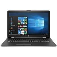 HP 17.3 Inch Notebook Laptop (Intel Core i5-7200U 2.5GHz up to 3.1GHz, 8GB DDR4 RAM, 256GB SSD, Intel HD Graphics 620, WiFi, HD Webcam, DVD, Windows 10)