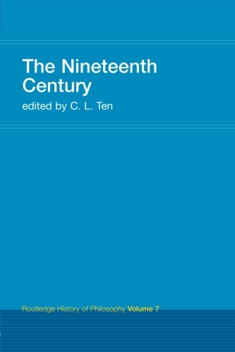 The Nineteenth Century (Routledge History of Philosophy)