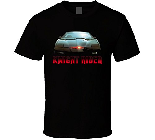 Knight Rider Action Classic T Shirt - S to XXL
