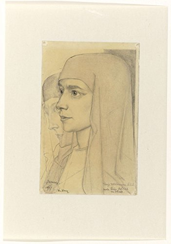 classic-art-poster-portrait-of-treesje-westermann-mother-therese-huf-of-bethany-jan-toorop-1927-17-x