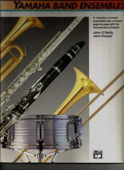 Yamaha Band Ensembles Bb Trumpet / Baritone T.C / Book1 John O`Reilly John Kinyon Alfred 5250