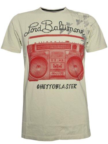 LORD BALTIMORE Herren Designer Shirt - GHETTOBLASTER -