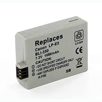 Amazon.com: 1080mA, 7.4V Replacement Li-Ion Battery for ...