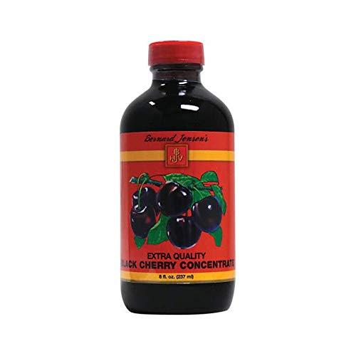 Bernard Jensen Black Cherry Concentrate Extra, 8 Fluid -
