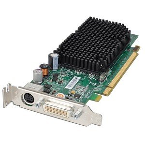 ATI Radeon X1300 256MB DDR2 PCI Express (PCI-E) DMS-59 Low Profile Video Card w/TV-Out