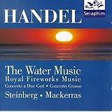 Handel: Water Music; Royal Fireworks Music; Concertos