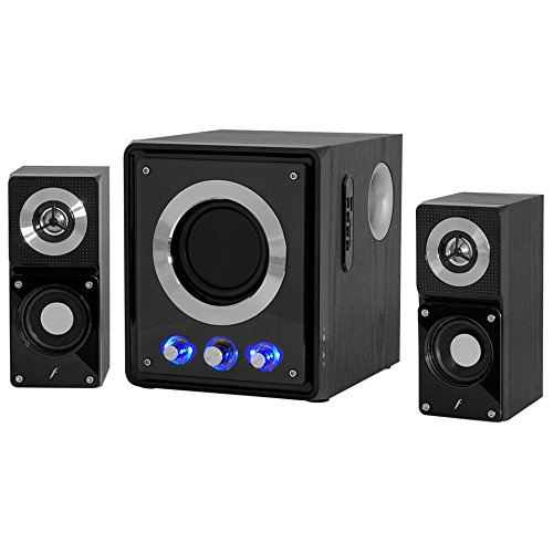 Frisby FS 2500BT Bluetooth Wireless Subwoofer product image