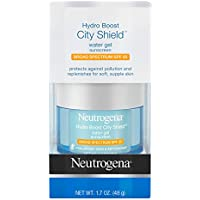 Neutrogena Hydro Boost City Shield Water Gel With Hydrating Hyaluronic Acid
