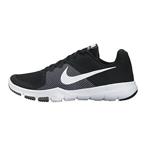 Nike Flex Control Training Shoes Black/White/Dark Gray Size 13 M