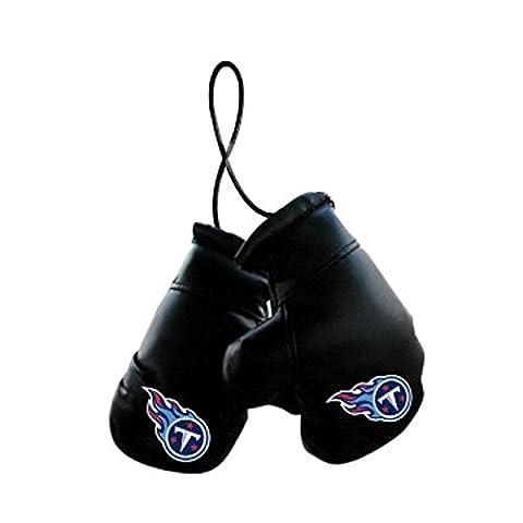 NFL Tennessee Titans Unisex NFL Mini Boxing Glovesnfl Mini Boxing Gloves, Team Logo/Colors, 4