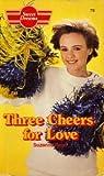 Three Cheers, Suzanne Rand, 0553243853