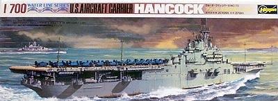 Hasegawa 1/700 U.S. Aircraft Carrier Hancock CV-19