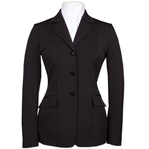 RJ Classics Ladies Xtreme Softshell Show Coat(Black) (00R)