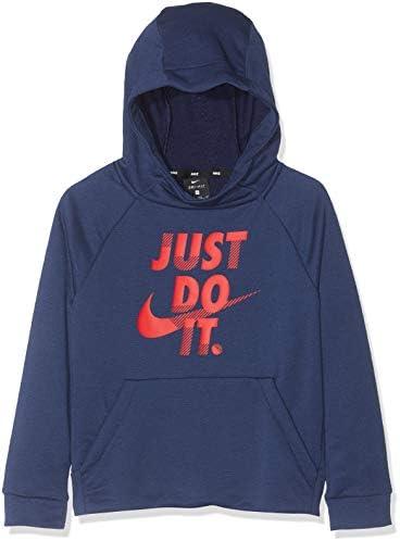 Nike B NK Dry GFX Po Hoodie Sweat Shirt Garçon