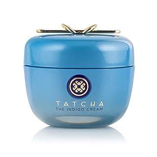 Tatcha The Indigo Cream: Non-Irritating Sensitive Skin Moisturizer for Eczema, Rosacea, and Dermatitis (50 ml | 1.7 oz)