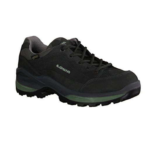 Lowa Graphite Jade TEX Renegade Lo Womens Shoes Nubuck Gore TRraTq