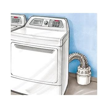 Amazon Com Electric Clothes Indoor Dryer Vent Kit By Unique S