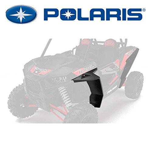 Polaris New OEM Razor RZR Double XL Front Fenders Flare, Black, 2881985