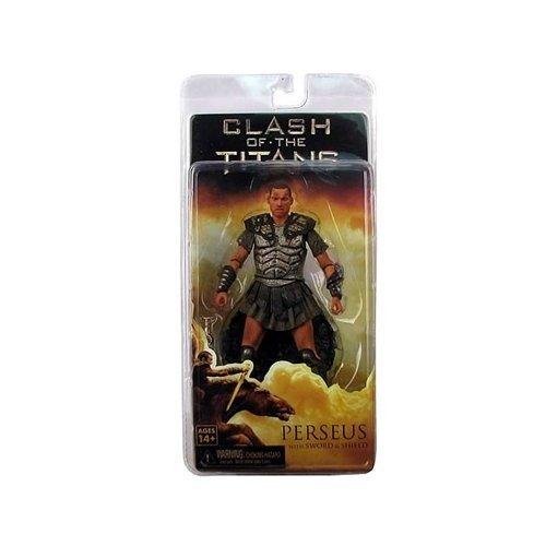 Clash Of The Titans Perseus (Battle Damaged Variant) Action Figure (Clash Of The Titans Perseus)