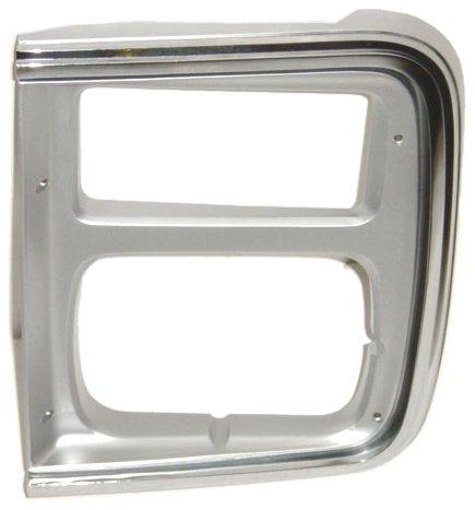 - OE Replacement Chevrolet/GMC Passenger Side Headlight Door (Partslink Number GM2513123)