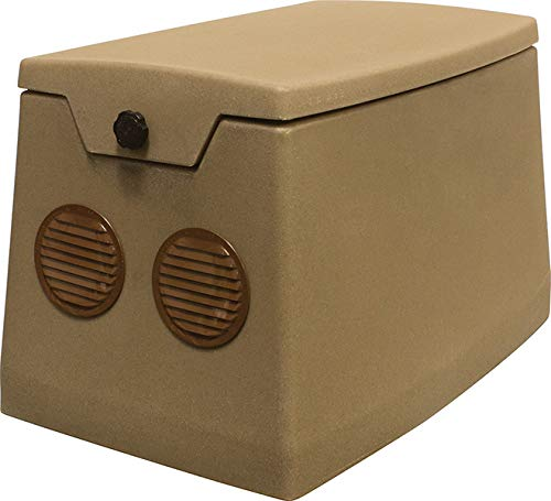 (EasyPro Pond Products SC25F1 Weatherproof Agricultural Pond Cabinet with 115V Fan)