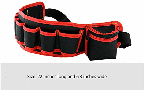 Youngyang Tool waist bag,Canvas waist bag,Multifunctional tool waist bag by Youngyang (Image #2)
