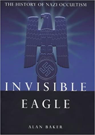 Image result for invisible eagle book baker