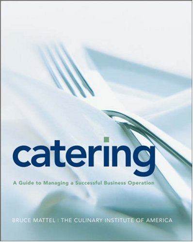 Price comparison product image Catering: A Guide to Managing a Successful Business Operation