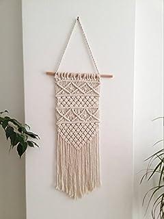 Macrame Wall Hanging, Woven Wall Hanging, Woven Wall Tapestry, Boho Wall  Hanging,