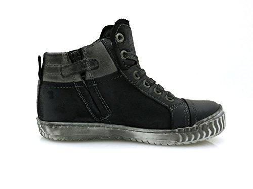 4 Chaussures 403 En Cheville Cuir Gattino Robuste High Baskets vUx50