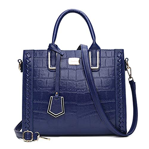 Sac Sac pour Messager Blue Femme Messager HazqW75cc