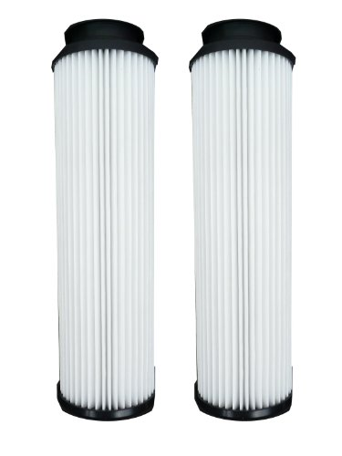 (2) 40140201 Hoover WindTunnel, EmPower & Savvy Bagles Upright Pleated HEPA Vacuum filter, Twin Chamber System, Bagged & Bagless, Upright, Anniversary, Reconditioned, Self Propelled Vacuum Cleaners, 40130050, 43615-090