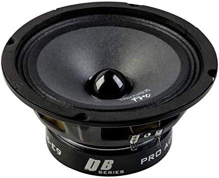 EDGE Audio DB Series Altavoz de Rango Medio de 6 Pulgadas
