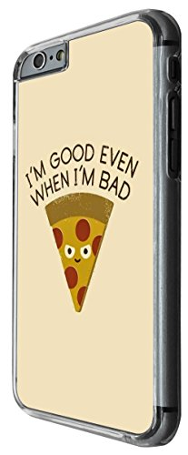958 - cool cute fun pizza takeaway junk food good bad Design For iphone 5C Fashion Trend CASE Back COVER Plastic&Thin Metal -Clear