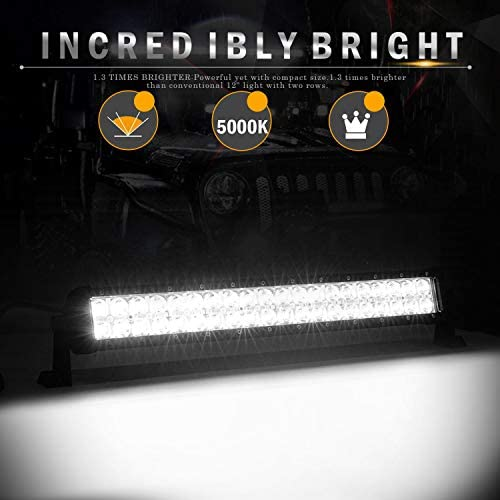 automotive, lights, lighting accessories, accent, off road lighting,  light bars 6 picture LED Light Bar T-Former 11 Inch 60W in USA