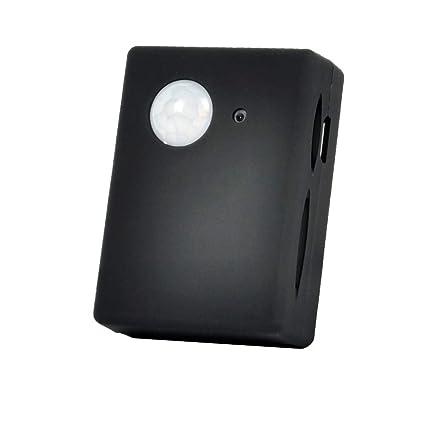 Mengshen Mini Smart Wireless PIR Detector de Movimiento Sensor HD Cámara SMS MMS gsm Anti-