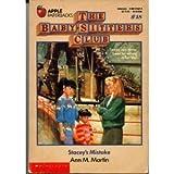 Stacey's Mistake, Ann M. Martin, 0590415840