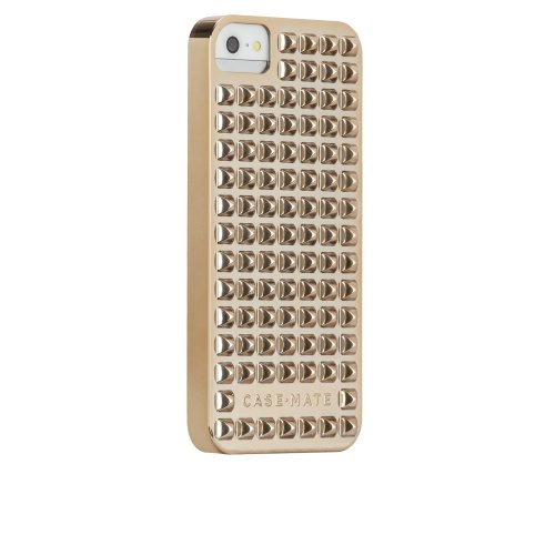 Case-Mate CM029453 Barely There Studded Schutzhülle für Apple iPhone 5/5S