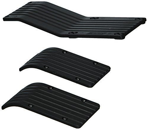 RPM New T/E-Maxx Skidplate Set, Black ()