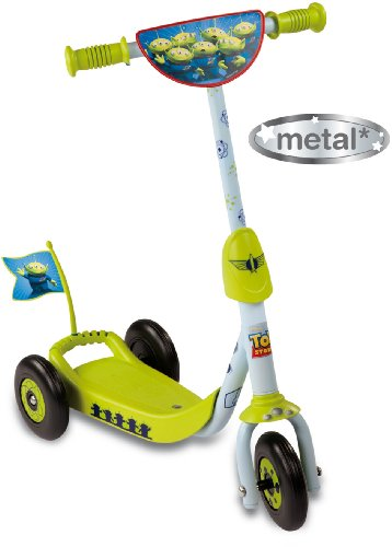 SMOBY 450 129 – scooter Toy Story, 3 ruedas