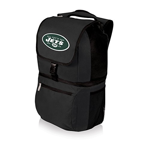 NFL Zuma Insulated Cooler Backpack, New York Jets