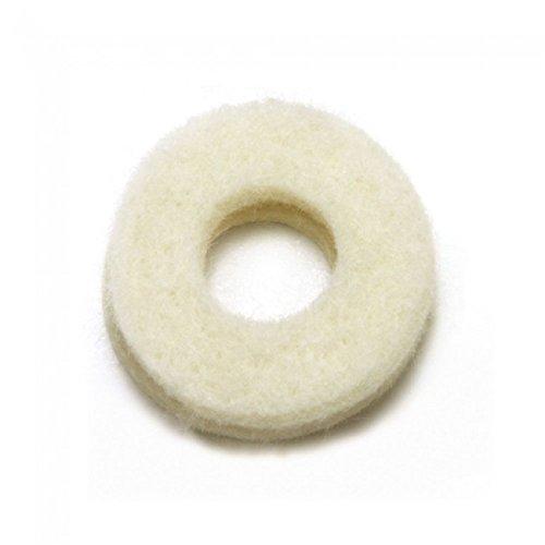 Felt Corn Rings Pads x24 | 3mm Thick Merino Chiropody Wool Felt | Pre Cut Packs Hapla
