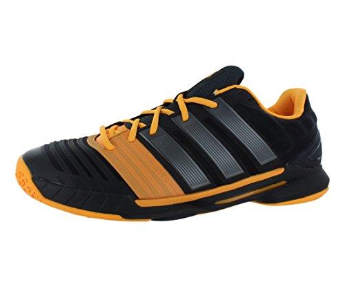 Adidas Adipower Stabil 11 Men's Indoor Court Shoe (14, Black ...