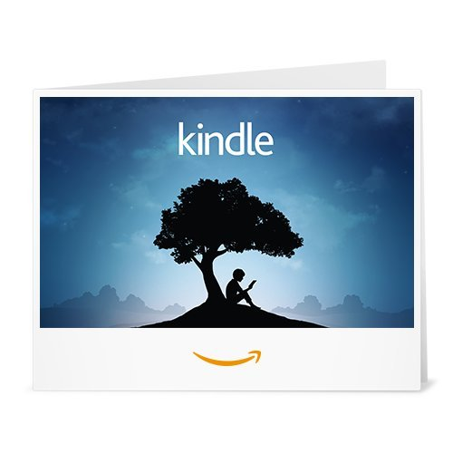 amazon book card - 2
