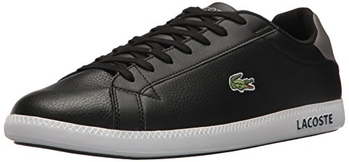 Pictures of Lacoste Men's Graduate LCR3 Sneakers 735SPM0013 White/Dk Green 1