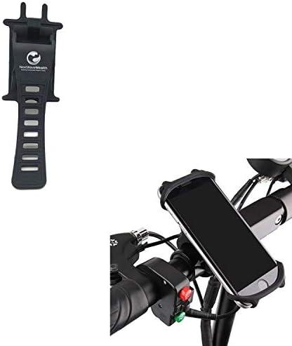 自転車携帯電話ホルダーナビゲーションシリカゲルストラップアウトドアスポーツサイクリングショック自動車電話ホルダー